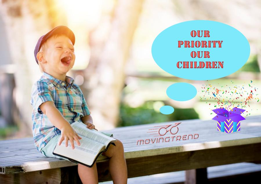 Our Priority, Our Children – Movingtrend