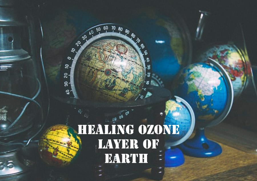 Good News: Healing Ozone Layer of Earth – Movingtrend