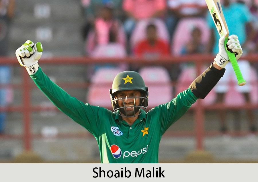 Shoaib Malik, the 1ST-Player that played the 100 T20 International Matches – Movingtrend