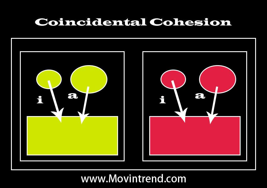 Coincidental Cohesion – Let's Know what is it? – Movingtrend