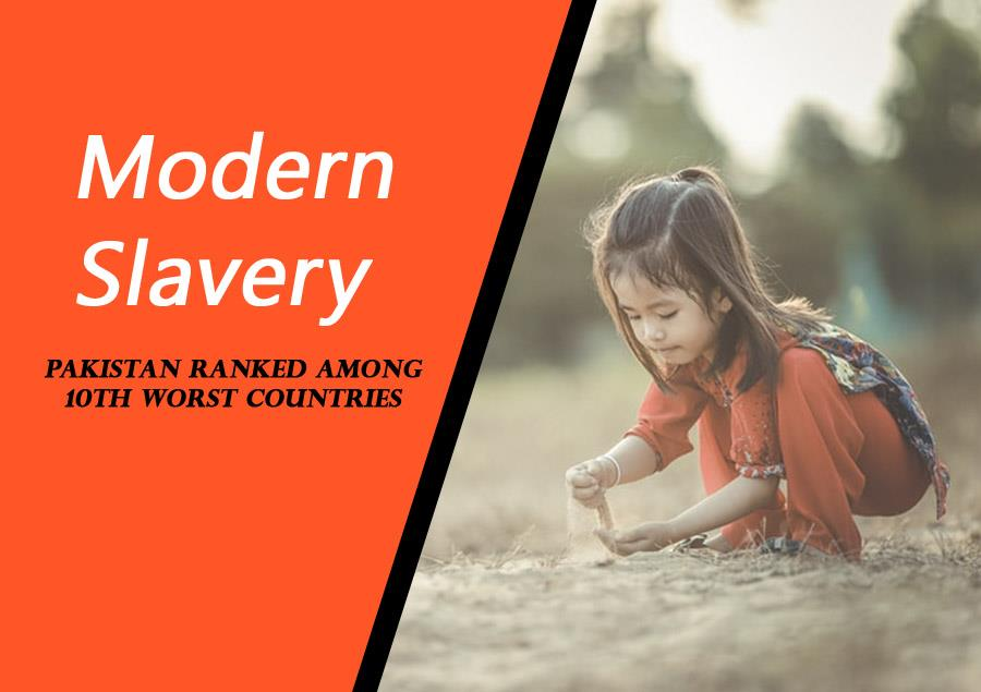 Modern Slavery: Pakistan Ranked Among 10th Worst Countries – Movingtrend