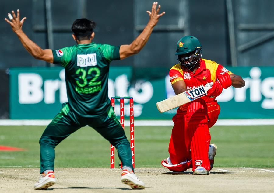 Pakistan vs Zimbabwe 1st T20 Match, Tri-SERIES T20 | Scorecared - Movingtrend