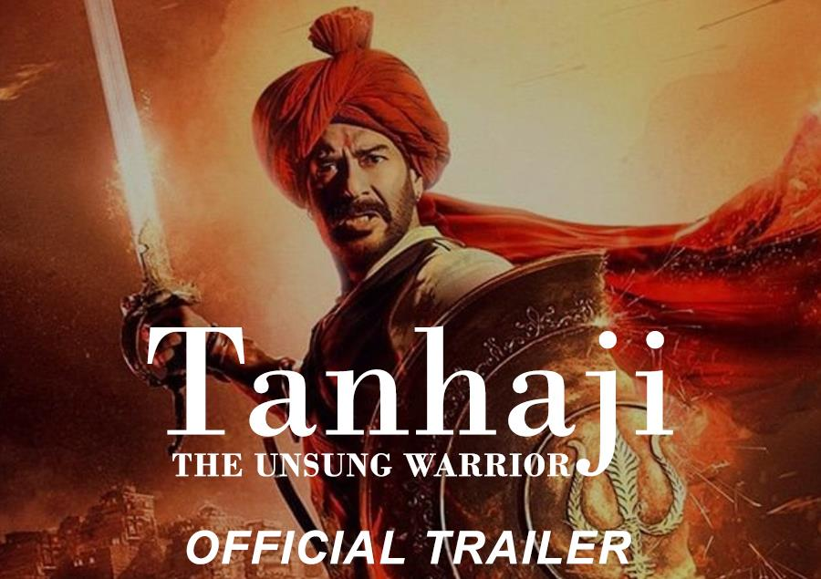 Tanhaji: 'the Unsung Warrior' trailer is out, Release set to Next Year – Movingtrend