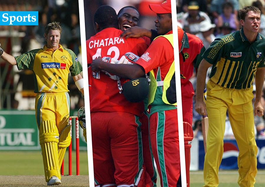 Austrailia vs Zimbabwe Match 3, Tri-Series T20 | Scorecard – Movingtrend