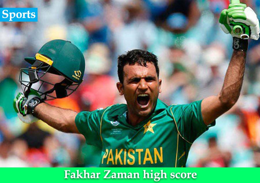 Fakhar Zaman Becomes Top Scorer in T20, 2018 – Movingtrend